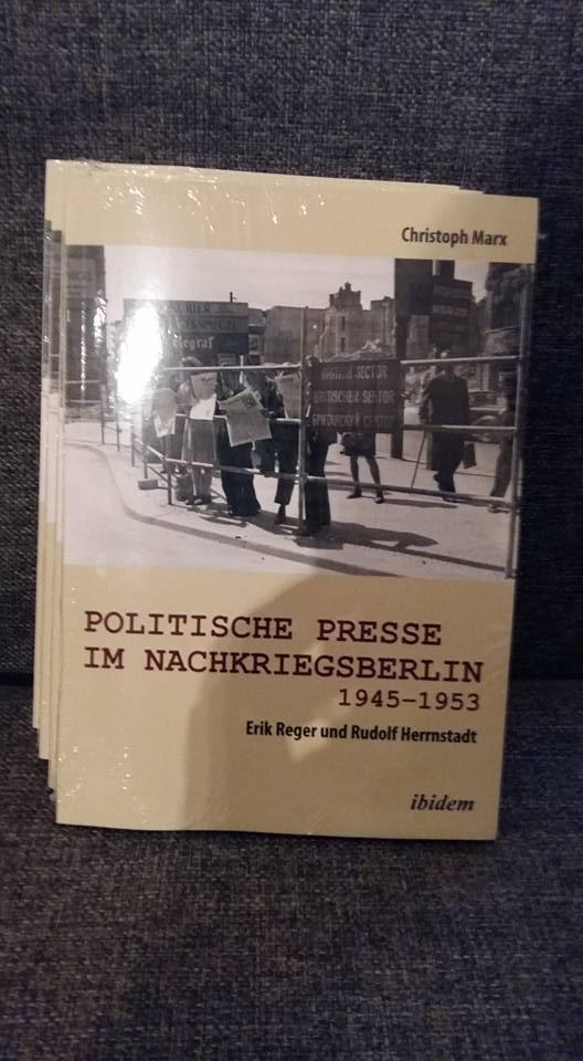 Politische Presse im Nachkriegsberlin
