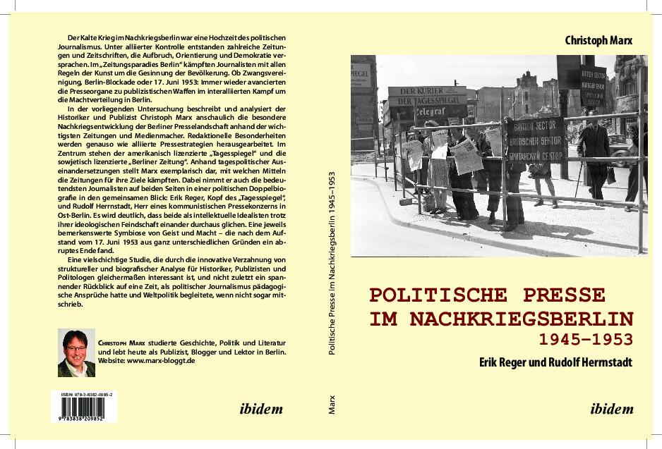 Cover Politische Presse
